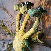 Куклы и игрушки ручной работы. Ярмарка Мастеров - ручная работа Горыныч. Handmade.