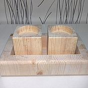 Материалы для творчества handmade. Livemaster - original item Blank 128-Stand and 2 candlesticks; The workpiece 129 - candlestick. Handmade.