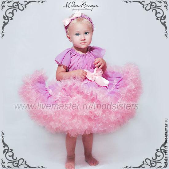 Детское платье американка