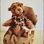 Куклы и игрушки ручной работы. Ярмарка Мастеров - ручная работа Тедди мишка Потап. Handmade.