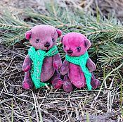 Куклы и игрушки handmade. Livemaster - original item Bears marennikova. Handmade.