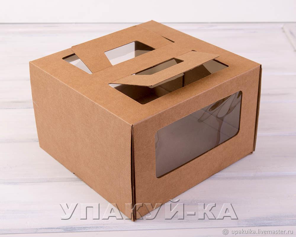 Коробки для тортов своими руками фото 414
