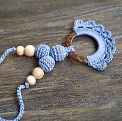 Одежда ручной работы. Ярмарка Мастеров - ручная работа Кулон с кокосовым колечком. Handmade.