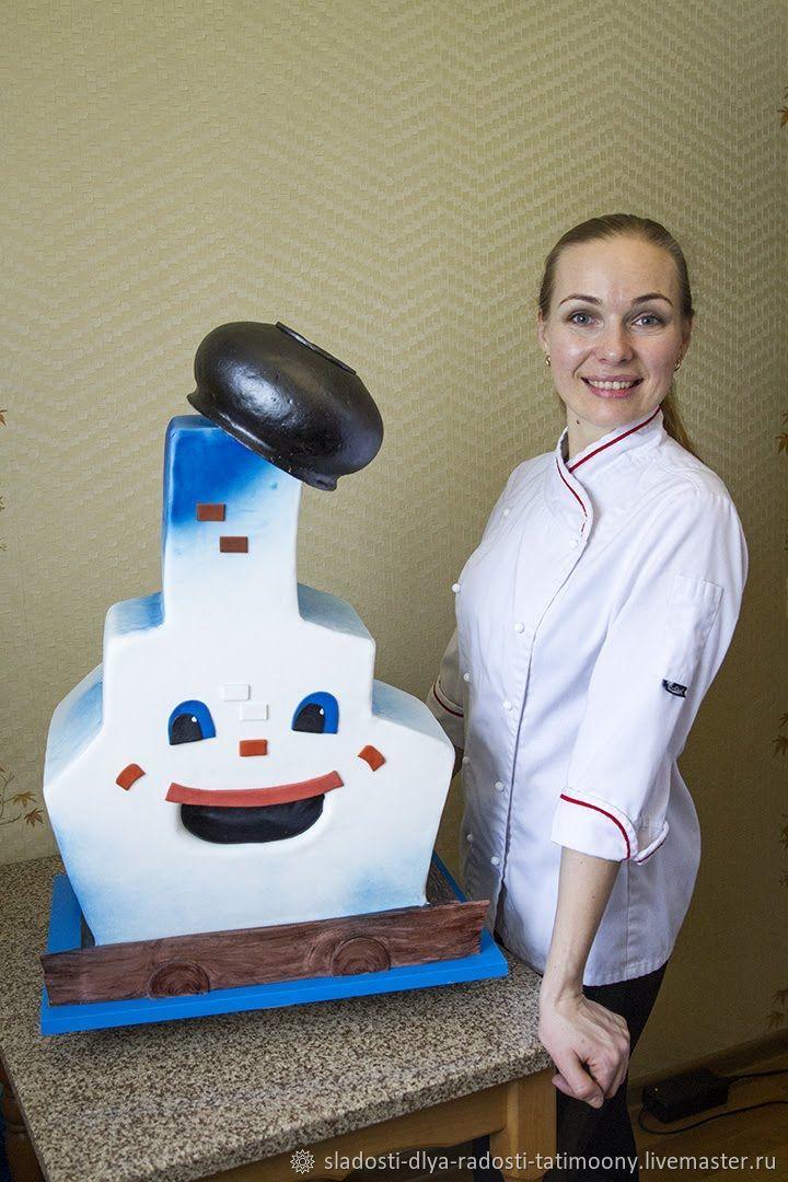 """Торт """"Печка"""" на Масленицу, Кулинарные сувениры, Москва,  Фото №1"""