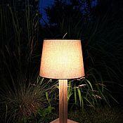 Для дома и интерьера handmade. Livemaster - original item Table lamp: Baltic Dune. Handmade.