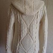 Одежда handmade. Livemaster - original item Knitted cardigan for Katie,gift girl,gift for woman. Handmade.