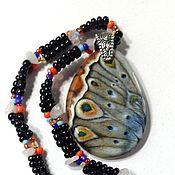 Украшения handmade. Livemaster - original item Pendant / ornament with original lacquer painting