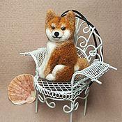 Сувениры и подарки ручной работы. Ярмарка Мастеров - ручная работа подвеска в машину Сибаину. Handmade.