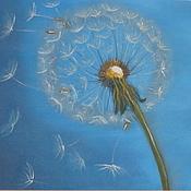 Картины и панно ручной работы. Ярмарка Мастеров - ручная работа Мгновение жизни. Handmade.