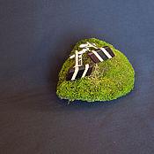 Украшения ручной работы. Ярмарка Мастеров - ручная работа Запонки из натурального дерева. Handmade.