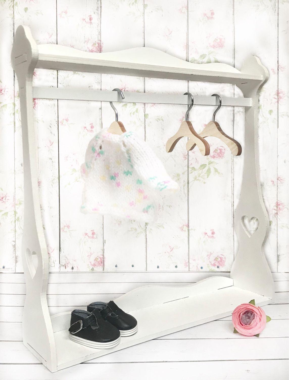 Гардероб для кукольной одежды, Кукольные домики, Москва,  Фото №1