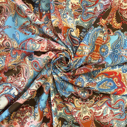 Шитье ручной работы. Ярмарка Мастеров - ручная работа. Купить Рубашечный хлопок ETRO. Handmade. Комбинированный, 98% хлопок