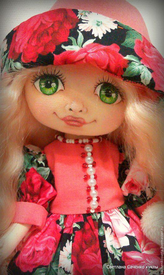 Коллекционные куклы ручной работы. Ярмарка Мастеров - ручная работа. Купить Маруся. Handmade. Авторская ручная работа, ручная работа