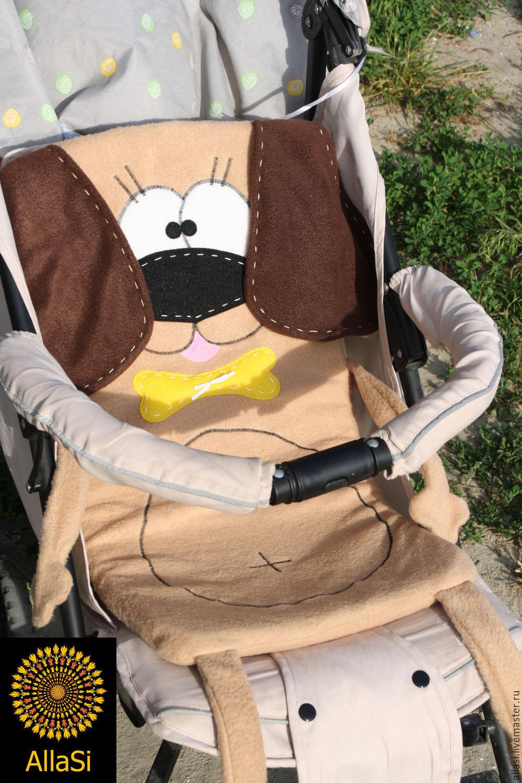 Как сшить матрасик в коляску своими руками фото