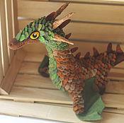Куклы и игрушки ручной работы. Ярмарка Мастеров - ручная работа Дракон старого дуба. Handmade.