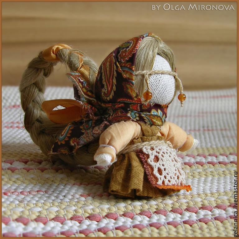 Долюшка, Народная кукла, Санкт-Петербург,  Фото №1