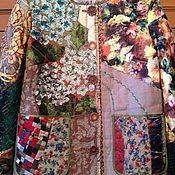 Одежда handmade. Livemaster - original item Jackets: Jacket quilted Joy. Handmade.