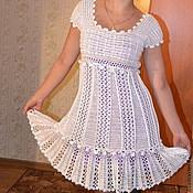 Одежда ручной работы. Ярмарка Мастеров - ручная работа платье Антония. Handmade.