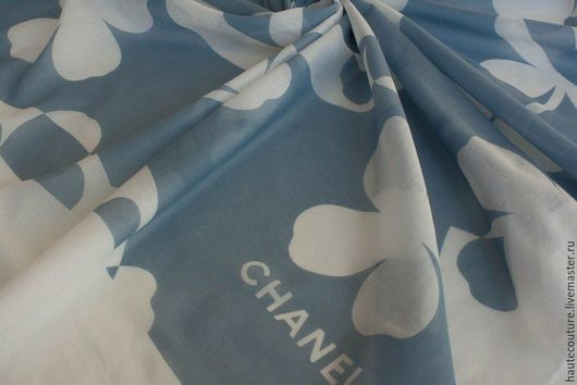 Шитье ручной работы. Ярмарка Мастеров - ручная работа. Купить Хлопок Chanel!. Handmade. Плательные ткани, красивые ткани