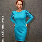 "Одежда handmade. Livemaster - original item Knitted dress ""elegance"". Handmade."