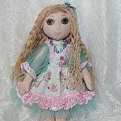 Куклы и игрушки ручной работы. Ярмарка Мастеров - ручная работа Шарнирная кукла Миланочка. Handmade.