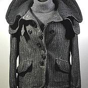 Винтажная одежда ручной работы. Ярмарка Мастеров - ручная работа Теплый жакет EASY COMFORT Голландия Европа. Handmade.