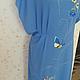 Блузки ручной работы. вышитая шелком заготовка на платье или тунику. валентина (ketmir). Интернет-магазин Ярмарка Мастеров. Однотонный