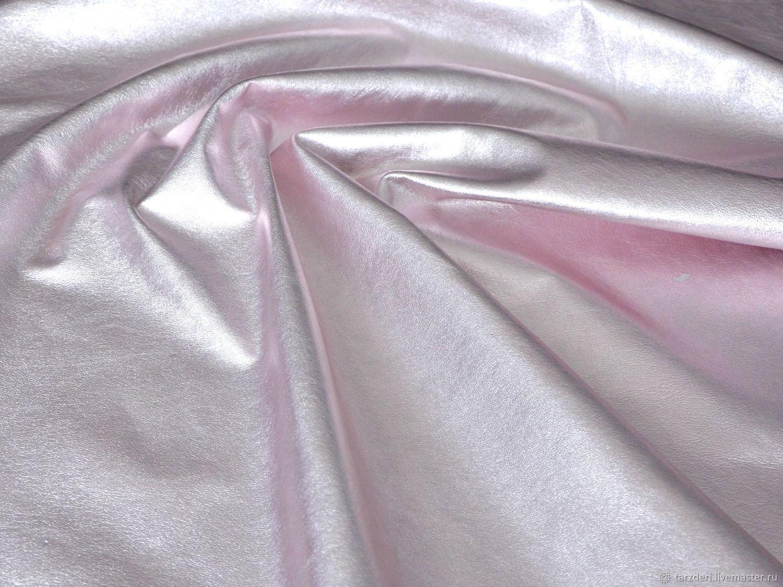 Натуральная кожа Розовое серебро 0,65 мм, Кожа, Анкара, Фото №1