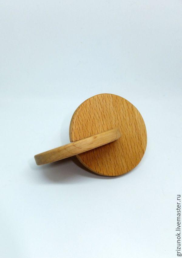 Монтессори соединенные диски 5,5 см деревянная игрушка, Игрушки, Москва, Фото №1