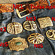 Mens leather belt handmade. Straps. schwanzchen. My Livemaster. Фото №6