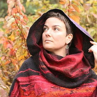 """Одежда ручной работы. Ярмарка Мастеров - ручная работа Свитер """"Осенние соблазны"""". Handmade."""