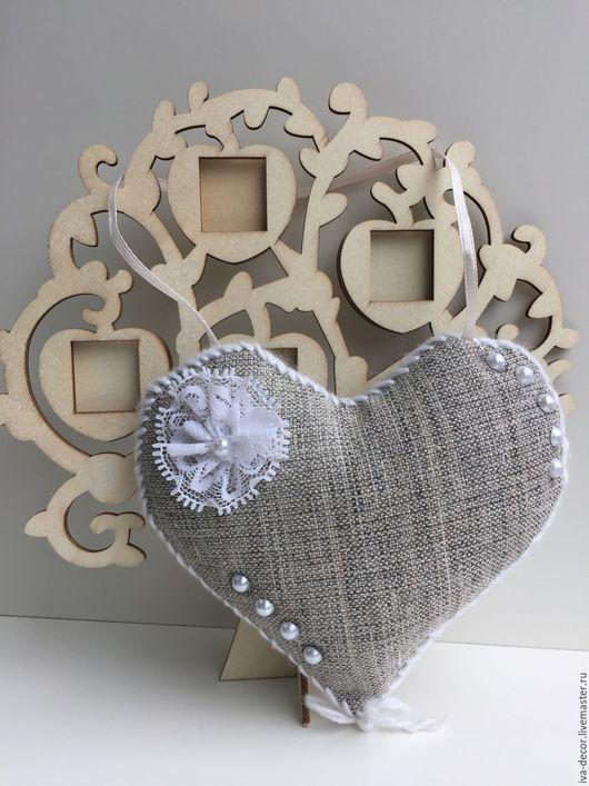 Подарки для влюбленных ручной работы. Ярмарка Мастеров - ручная работа. Купить Сердечко валентинка, текстиль, день святого Валентина, для влюбленных. Handmade.