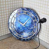 Часы классические ручной работы. Ярмарка Мастеров - ручная работа Часы из эпоксидной смолы. Handmade.