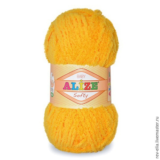 """Вязание ручной работы. Ярмарка Мастеров - ручная работа. Купить Пряжа """"Softy"""", Alize. Handmade. Пряжа, пряжа для игрушек"""