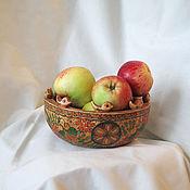 Посуда ручной работы. Ярмарка Мастеров - ручная работа Чаша с птичками. Handmade.
