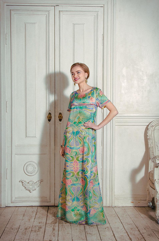 Купить Турецкое Платье