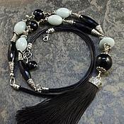 Украшения handmade. Livemaster - original item With pendant on the cord