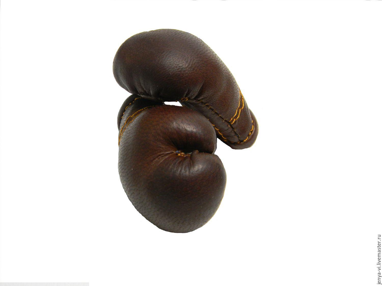 Перчатки боксерские сувенир