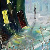 """Картины и панно ручной работы. Ярмарка Мастеров - ручная работа Картина """"Внутренний мир"""". Handmade."""