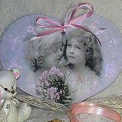 """Подарки к праздникам ручной работы. Ярмарка Мастеров - ручная работа """"Нежность"""" валентинка. Handmade."""