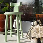Куклы и игрушки ручной работы. Ярмарка Мастеров - ручная работа Стульчик деревянный № 2. Handmade.