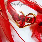 Украшения ручной работы. Ярмарка Мастеров - ручная работа Страсть (браслет универсальный). Handmade.