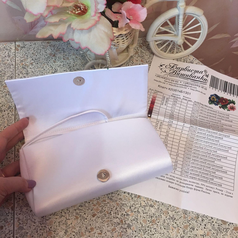 57a49717854b Заготовка-клатч для вышивки бисером – купить в интернет-магазине на ...