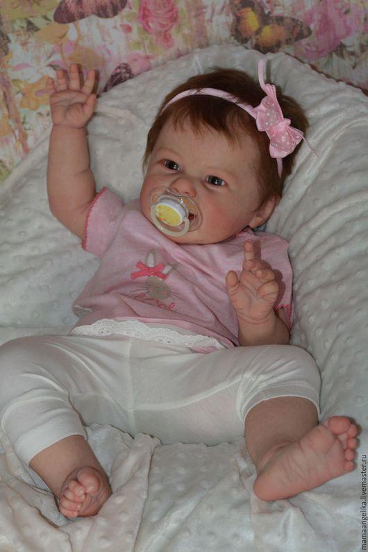 Куклы-младенцы и reborn ручной работы. Ярмарка Мастеров - ручная работа. Купить кукла реборн Мерседес. Handmade. Реборн, лауша