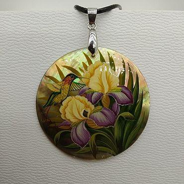 Decorations handmade. Livemaster - original item suspension:
