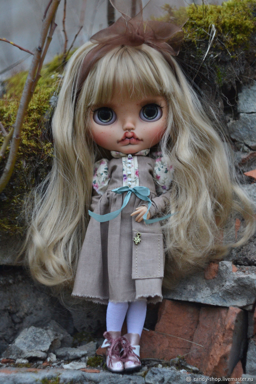 "Кукла Блайз ( Blythe ) кастом  "" Alice "", Кастом, Вельск,  Фото №1"
