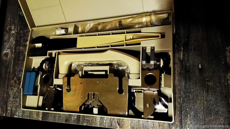 Коробка с аксессуарами для juki 1500 Япония, Инструменты для вязания, Краснодар,  Фото №1