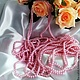 Для украшений ручной работы. Ярмарка Мастеров - ручная работа. Купить Бусины (6 мм) (розовый). Handmade. Розовый, бусины