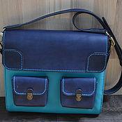 Сумки и аксессуары handmade. Livemaster - original item Leather handbag women`s. Handmade.