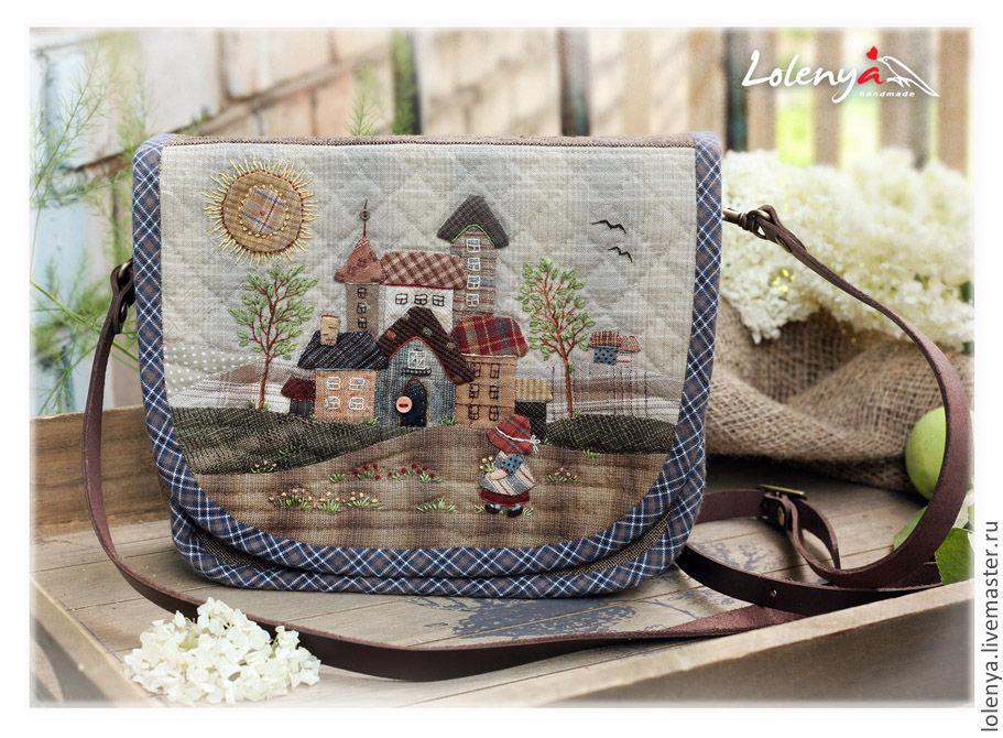 Японские сумки мастер-класс - Как Сшить Сумку Мой Милый Дом - хенд мейд идеи рукоделия и